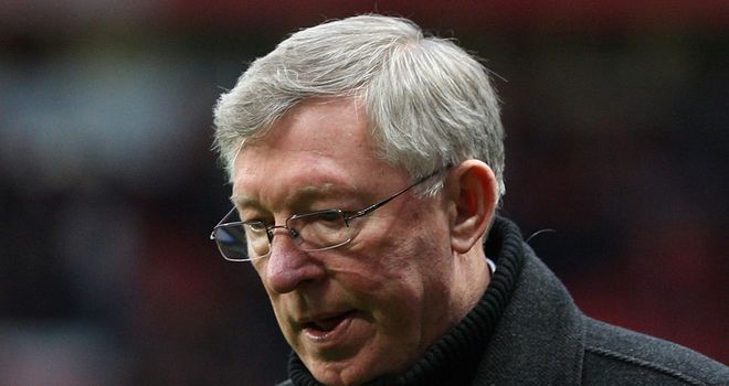 Sir Alex's birthday bash was ruined by Blackburn on Saturday