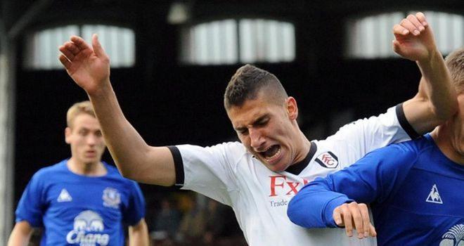 Marcello Trotta: Joining Watford on a one-month loan deal from Fulham