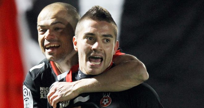 Anthony Mounier: Joined champions Montpellier from Nice on a four-year deal
