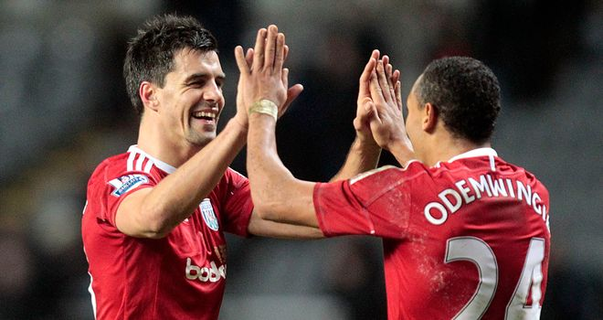 Paul Scharner: Austrian midfielder has confirmed he will be leaving West Bromwich Albion