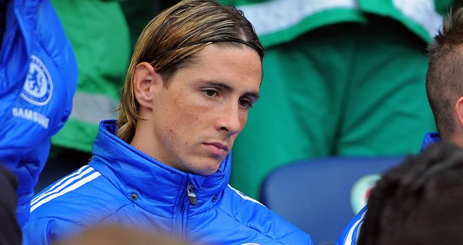Fernando Torres: Chelsea striker has rejected claims he could be sold in January