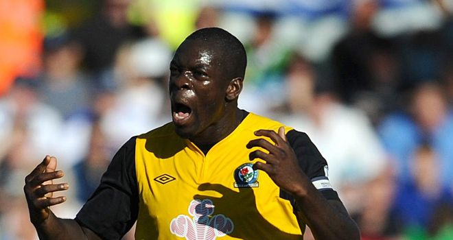 Chris Samba: Has expressed a desire to move on, but Blackburn have no plans to sell