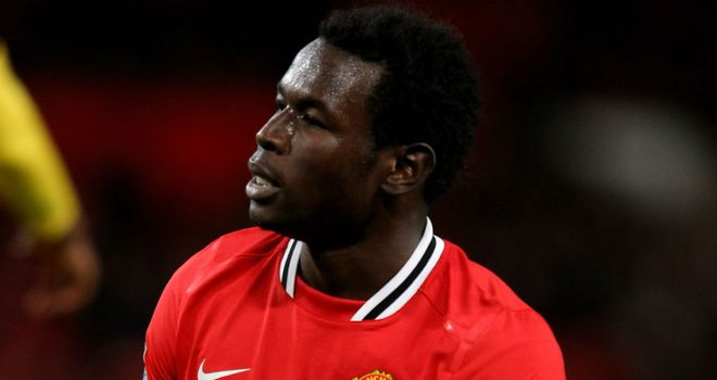 Mame Biram Diouf: Fringe Man Utd striker has joined Hannover for an undisclosed fee