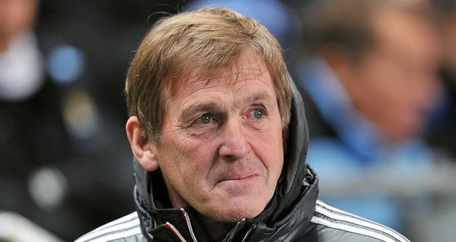 Kenny Dalglish: Delighted with win