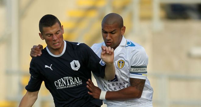 Patrick Kisnorbo: Will miss the remainder of the season with knee ligament damage
