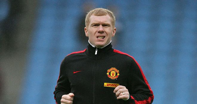 Paul Scholes: Rejoining Manchester United on a short-term deal until the end of the season