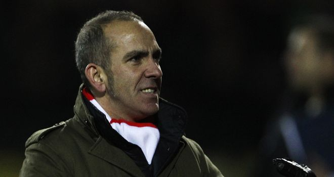 Paulo Di Canio: Swindon boss targets League Two title
