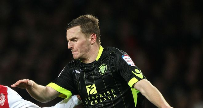 Tom Lees: Been a virtual ever-present for Leeds this season
