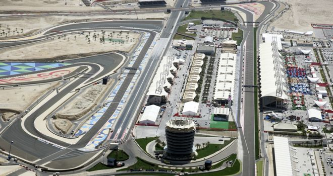 Bahrain will stage pre-season testing in 2014