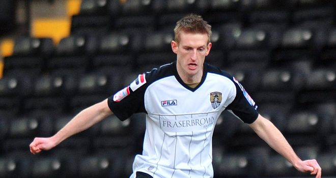 Hughes: Netted only goal for Magpies
