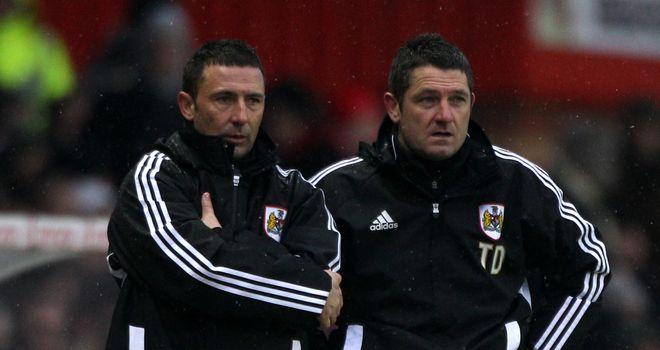 Derek McInnes: Bristol City manager is happy to have signed Bolton midfielder Sean Davis
