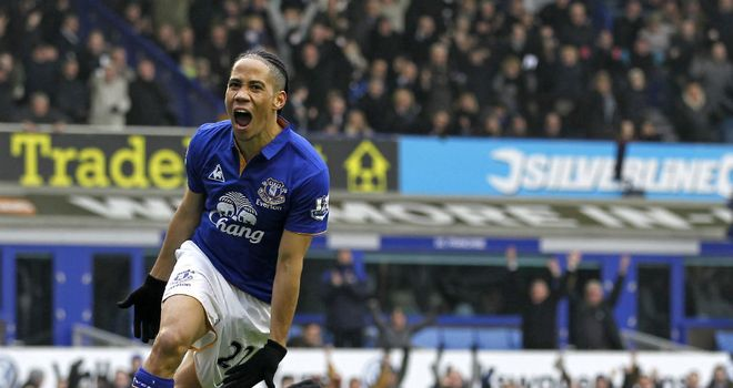 Steven Pienaar: Scored four goals in 15 appearances after returning to Everton in January