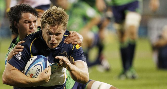Michael Hooper: Will join the Waratahs at the end of the season