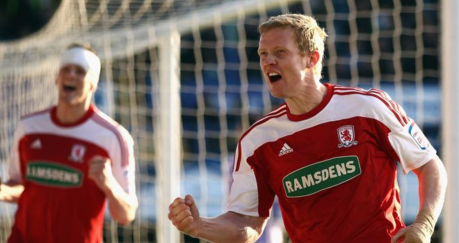 Barry Robson: Hoping Boro will be promoted