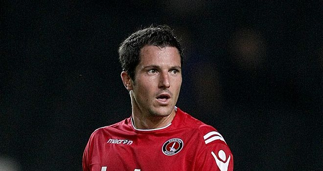 Yann Kermorgant: Has committed his future to Charlton by signing a new two-year contract