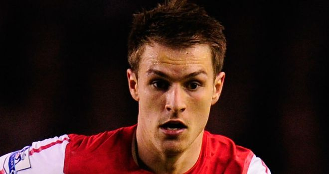 Aaron Ramsey: Believes Arsenal's desire to claim third place is clear