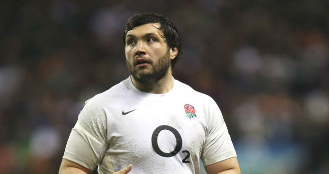 Alex Corbisiero: Exiles prop a doubt for entire Six Nations