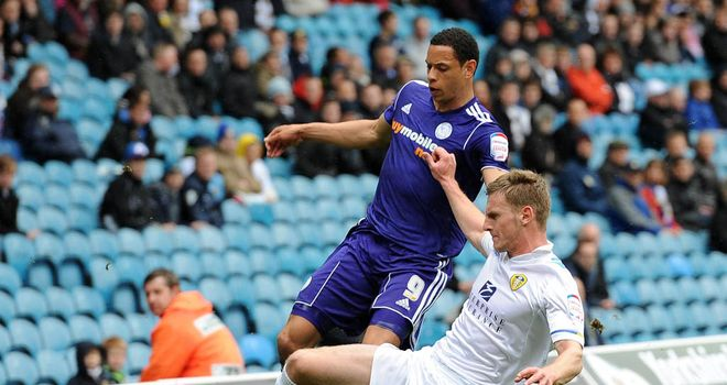 Nathan Tyson: Set to join Millwall on loan from Derby