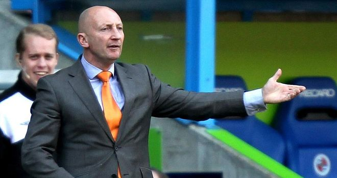 Ian Holloway: Signed youngsters after successful trial