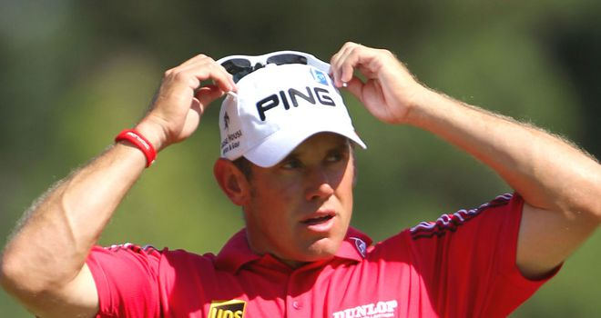 Lee Westwood: Averaged 32 putts a round at Augusta