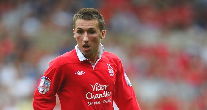 Radoslaw Majewski: Forest winger's second-half hat-trick sealed a 3-0 win at Crystal Palace