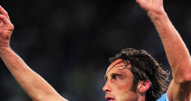 Stefano Mauri: Gave Lazio the advantage over Juventus