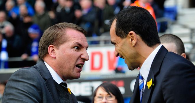 Rivals: Rodgers and Martinez in frame for Anfield post