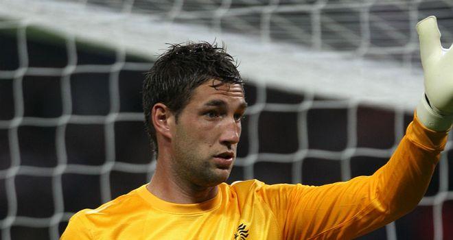 Stekelenburg helped Netherlands reach the World Cup final in 2010