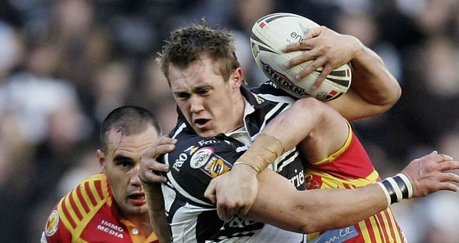 Scott Wheeldon: 134 appearances for Hull's two Super League clubs