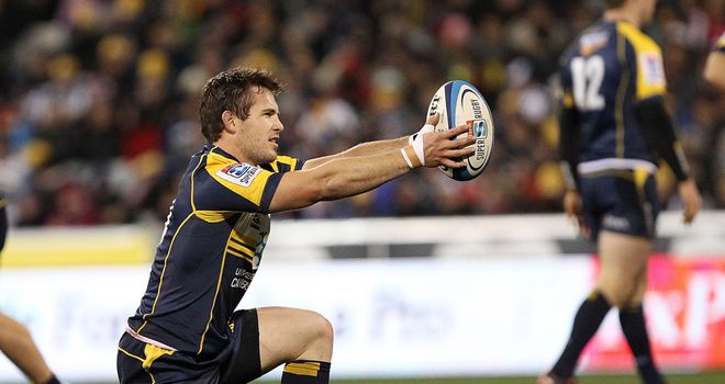 Zack Holmes: Will be joining Western Force