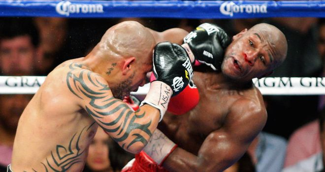 Miguel Cotto: is he a red herring? Jamie Moore hopes so...