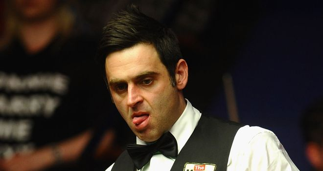 Ronnie O'Sullivan: Imperious form on Friday
