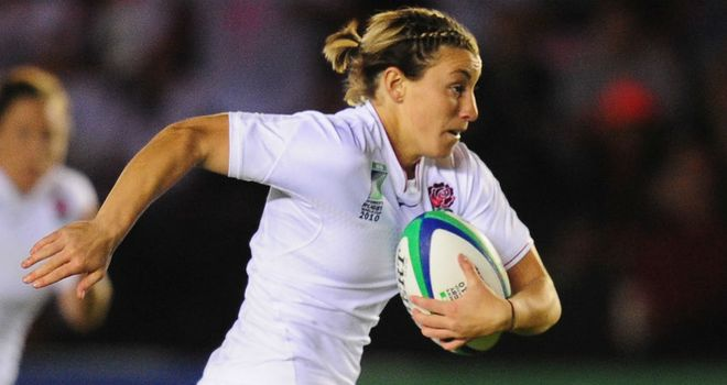 Alice Richardson: Will captain England in Texas