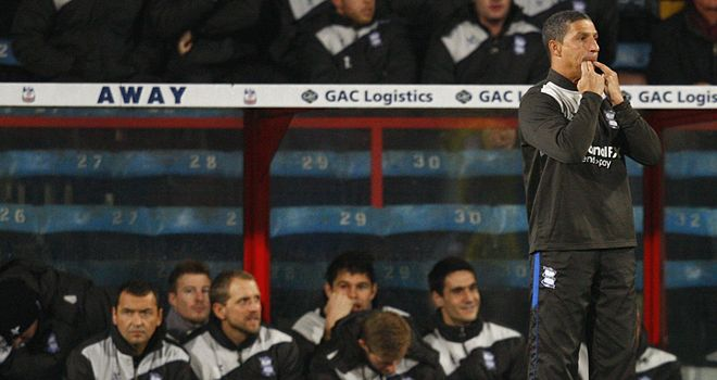 Chris Hughton: Birmingham boss and all Football League managers will have seven subs