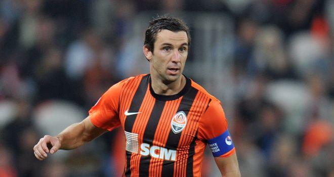 Darijo Srna: Has been at Shakhtar Donetsk for 11 years and remains happy