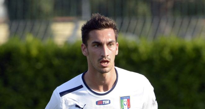 Davide Astori: The Cagliari defender has decided against a move to Russia
