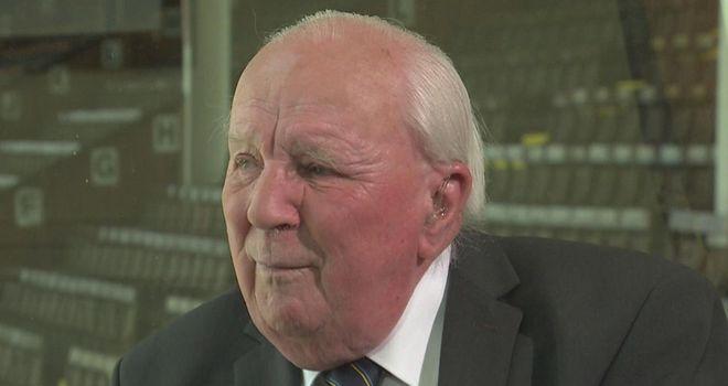Harry Jepson has stories aplenty for rugby league aficionados