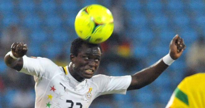 Mohammed Abu: Ghana midfielder leaves Manchester City