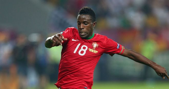 Silvestre Varela: Scored as a substitute for Portugal