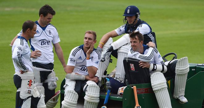 Pietersen complained of bullying from within the England camp during his time in the team