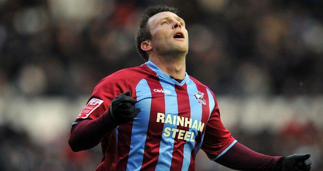 Thompson: Signed for Bradford