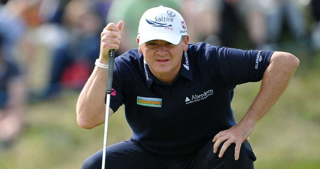 04796439 Paul Lawrie: Will be playing in just his second Ryder Cup and first since  1999