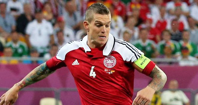Daniel Agger: Being targeted by Manchester City with two offers already rejected