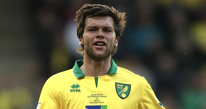 Jonny Howson: Wrapped things up with the fourth
