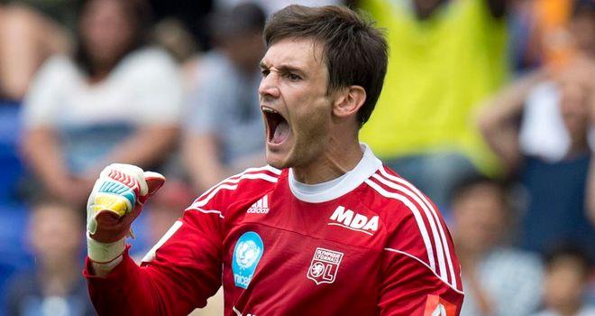 Hugo Lloris: Lyon goalkeeper appears to be edging closer towards a move to Tottenham Hotspur