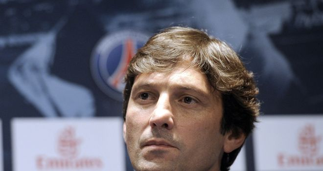 Leonardo: Believes PSG are more suited to Champions League