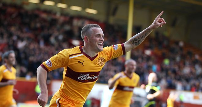 Nicky Law: Attracting interest from Rangers