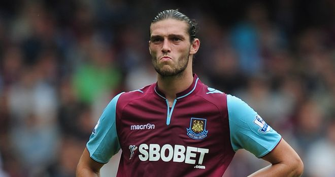 Andy Carroll: Could be facing six weeks out with injury