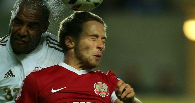 Jordan Clark: Signed new deal at Barnsley until 2014