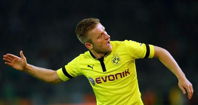 Jakub Blaszczykowski added Dortmund's fifth